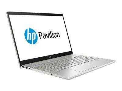 HP Pavilion 15-cw0001ng Notebook 39,62cm 15,6Zoll HD AG Ryzen3 2300U 8GB 1TBHDD AMDRadeonVega W10H mineral silver Projekt AMA (P)