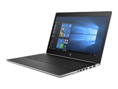 HP ProBook 450 G5 Intel Core i7-8550U 39,6cm 15,6Zoll IPS FHD AG DSC 1x8GB 256GB/M2SSD+1TB/HDD WLAN BT FPR W10PRO64 1J. Gar.(DE)