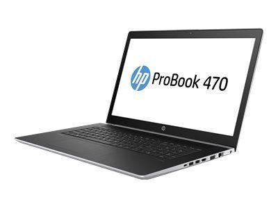 HP ProBook 470 G5 Intel Core i7-8550U 43,9cm 17,3Zoll IPS FHD AG DSC 1x8GB 256GB/M2SSD WLAN BT FPR W10PRO64 1J. Gar. (DE)