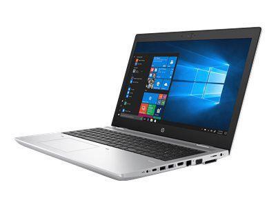 HP ProBook 650 G4 39,6cm 15,6Zoll FHD AG UMA Intel i5-8250U 1x8GB 256GB/PCIeNVMe DVDRW WLAN BT WWAN FPR W10PRO64 1J Gar. (DE)