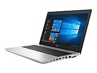HP ProBook 650 G4 39,6cm 15,6Zoll FHD AG UMA Intel i5-8250U 1x8GB 256GB/PCIeNVMe DVDRW WLAN BT WWAN FPR W10PRO64 1J Gar. (DE) - Produktdetailbild 4