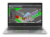 HP ZBook 14u G5 35,5cm 14Zoll FHD AG DSC Intel i7-8550U 1x8GB 256GB/Turbo/SSD WLAN BT FPR W10PRO64 3J Gar. (DE) - Produktdetailbild 1