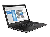 HP ZBook 15 G4 39,6cm 15,6Zoll FHD AG UMA Intel Core i7-7820HQ 1x16GB 512GB/Turbo/SSD NVIDIA/M2200 WLAN BT FPR W10PRO64 3J Gar. (DE) - Produktdetailbild 1