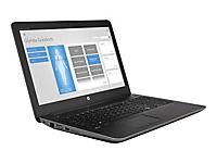 HP ZBook 15 G4 39,6cm 15,6Zoll FHD AG UMA Intel i7-7820HQ 1x16GB 256GB/Turbo/SSD+1TB/HDD NVIDIA/M2200 FPR W10PRO64 3J Gar. (DE) - Produktdetailbild 1