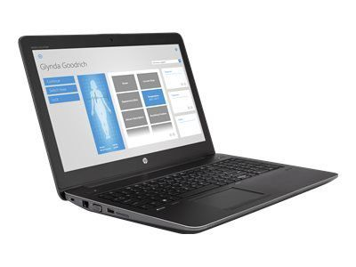 HP ZBook 15 G4 39,6cm 15,6Zoll FHD AG UMA Intel i7-7820HQ 1x16GB 256GB/Turbo/SSD+1TB/HDD NVIDIA/M2200 FPR W10PRO64 3J Gar. (DE)