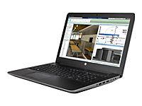 HP ZBook 15 G4 39,6cm 15,6Zoll FHD AG UMA Intel i7-7820HQ 1x16GB 256GB/Turbo/SSD+1TB/HDD NVIDIA/M2200 FPR W10PRO64 3J Gar. (DE) - Produktdetailbild 5
