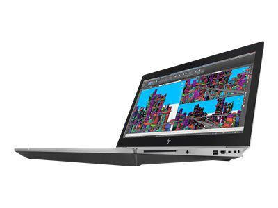 HP ZBook 15 G5 i7-8850H 6C2.6GHz 39,6cm 15,6Zoll FHD AG Nvidia P2000/4GB 1x16GB DDR4 512GB/M2SSD AC BT FPR NFC W10PRO64 3J Gar. (DE)