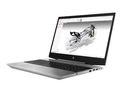 HP ZBook 15v G5 39,6cm 15,6Zoll FHD AG DSC Intel i7-8750H 1x16GB 256GB/SATA/SSD NVIDIA/P600 WLAN BT FPR W10PRO64 1J Gar. (DE)