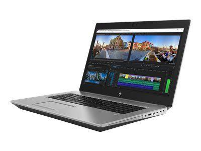 HP ZBook 17 G5 Intel i7-8750H 6C2.2GHz 43,94cm 17,3Zoll FHD AG NvidiaP2000/4GB 1x8GB DDR4 256GB/M2SSD AC BT FPR W10PRO64 3J Gar.(DE)
