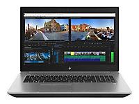 HP ZBook 17 G5 Intel i7-8750H 6C2.2GHz 43,94cm 17,3Zoll FHD AG NvidiaP2000/4GB 1x8GB DDR4 256GB/M2SSD AC BT FPR W10PRO64 3J Gar.(DE) - Produktdetailbild 1