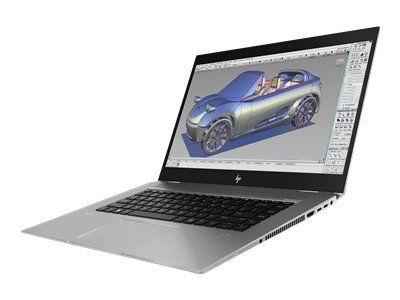 HP ZBook Studio G5 Intel i7-8750H 6C 2.20GHz 39,6cm 15,6Zoll UHD AG DSC 1x16GB DDR4 512GB/M2SSD AC BT FPR NFC W10PRO64 3J Gar. (DE)