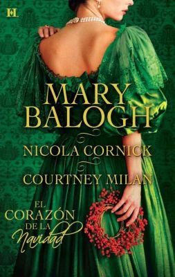 HQN: Por un puñado de oro - Temporada de pretendientes - Un regalo envenenado, Mary Balogh, Nicola Cornick, Courtney Milan