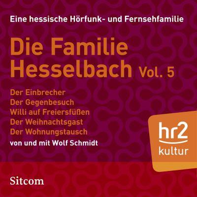 HR Edition: Die Familie Hesselbach -  Vol. V, Wolf Schmidt