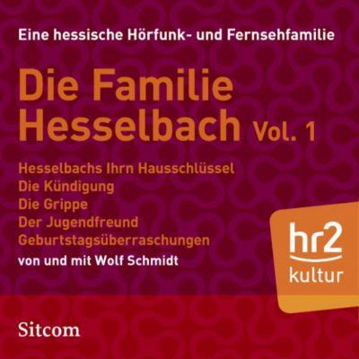 HR Edition: Familie Hesselbach Vol. 1, Wolf Schmidt