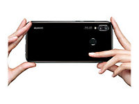 HUAWEI P20 Lite 14,83cm 5,84Zoll 4GB + 64GB black - Produktdetailbild 1
