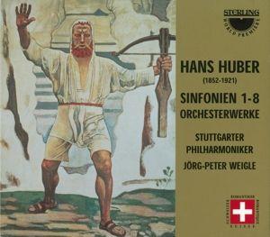 Huber Sym.Kpl., Stuttgarter Po, Joerg-Peter Weigle