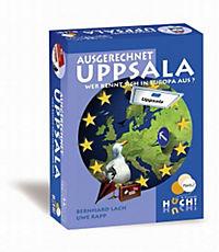 """Huch """"Ausgerechnet Uppsala"""", Kartenspiel - Produktdetailbild 2"""