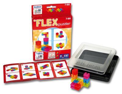 Huch Flex Puzzler, Knobelspiel