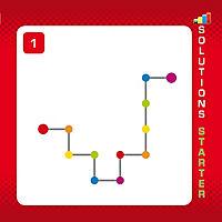"Huch ""Flex Puzzler"", Knobelspiel - Produktdetailbild 4"