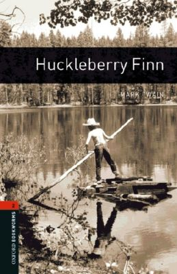 Huckleberry Finn, Mark Twain