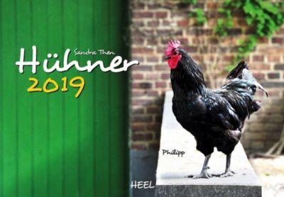 Hühner 2019, Sandra Then