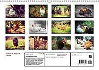 Hühner in meinem Garten (Wandkalender 2019 DIN A3 quer) - Produktdetailbild 13