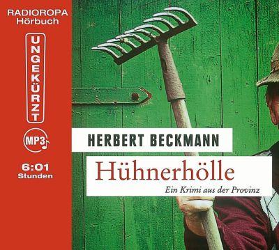 Hühnerhölle, MP3-CD, Herbert Beckmann