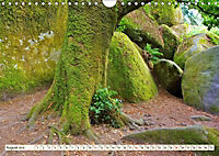 Huelgoat - Sagenumwobener Märchenwald in der Bretagne (Wandkalender 2019 DIN A4 quer) - Produktdetailbild 2