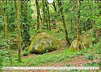 Huelgoat - Sagenumwobener Märchenwald in der Bretagne (Wandkalender 2019 DIN A4 quer) - Produktdetailbild 5