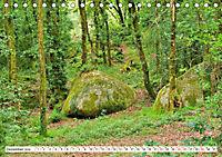 Huelgoat - Sagenumwobener Märchenwald in der Bretagne (Tischkalender 2019 DIN A5 quer) - Produktdetailbild 12
