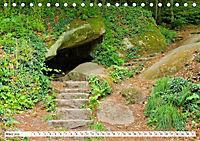 Huelgoat - Sagenumwobener Märchenwald in der Bretagne (Tischkalender 2019 DIN A5 quer) - Produktdetailbild 3