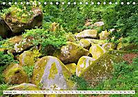 Huelgoat - Sagenumwobener Märchenwald in der Bretagne (Tischkalender 2019 DIN A5 quer) - Produktdetailbild 2