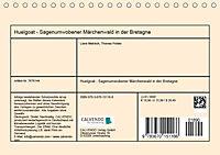 Huelgoat - Sagenumwobener Märchenwald in der Bretagne (Tischkalender 2019 DIN A5 quer) - Produktdetailbild 13