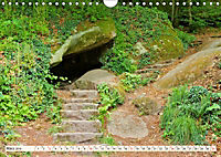 Huelgoat - Sagenumwobener Märchenwald in der Bretagne (Wandkalender 2019 DIN A4 quer) - Produktdetailbild 3