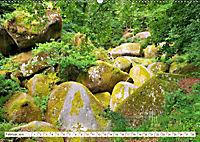 Huelgoat - Sagenumwobener Märchenwald in der Bretagne (Wandkalender 2019 DIN A2 quer) - Produktdetailbild 2