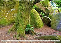 Huelgoat - Sagenumwobener Märchenwald in der Bretagne (Wandkalender 2019 DIN A2 quer) - Produktdetailbild 8
