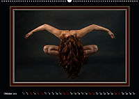 Hüllenlos in gewagten Posen (Wandkalender 2019 DIN A2 quer) - Produktdetailbild 10