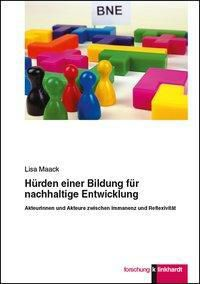 Hürden einer Bildung für nachhaltige Entwicklung - Lisa Maack pdf epub