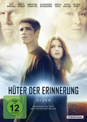 Hüter der Erinnerung - The Giver, Lois Lowry