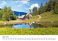 Hütte am See (Wandkalender 2019 DIN A2 quer) - Produktdetailbild 3