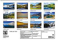 Hütte am See (Wandkalender 2019 DIN A2 quer) - Produktdetailbild 8