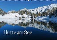 Hütte am See (Wandkalender 2019 DIN A2 quer), Christa Kramer