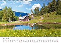 Hütte am See (Wandkalender 2019 DIN A3 quer) - Produktdetailbild 3