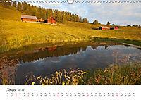 Hütte am See (Wandkalender 2019 DIN A3 quer) - Produktdetailbild 10