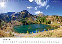Hütte am See (Wandkalender 2019 DIN A4 quer) - Produktdetailbild 8
