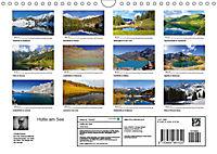 Hütte am See (Wandkalender 2019 DIN A4 quer) - Produktdetailbild 13