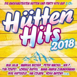 Hütten Hits 2018, Diverse Interpreten