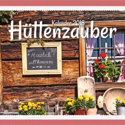 Hüttenzauber Broschurkal. 2018