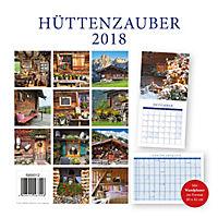 Hüttenzauber Broschurkal. 2018 - Produktdetailbild 15