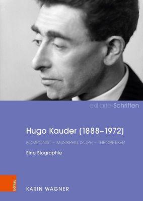 Hugo Kauder (1888-1972), Karin Wagner